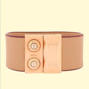 Henri Bendel Rose Gold Cuff Bracelet